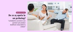 De ce as apela la psiholog pentru relatia de cuplu