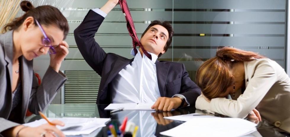 Cum sa gestionezi stresul la serviciu
