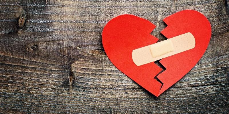 Iubirea în prag de divorț